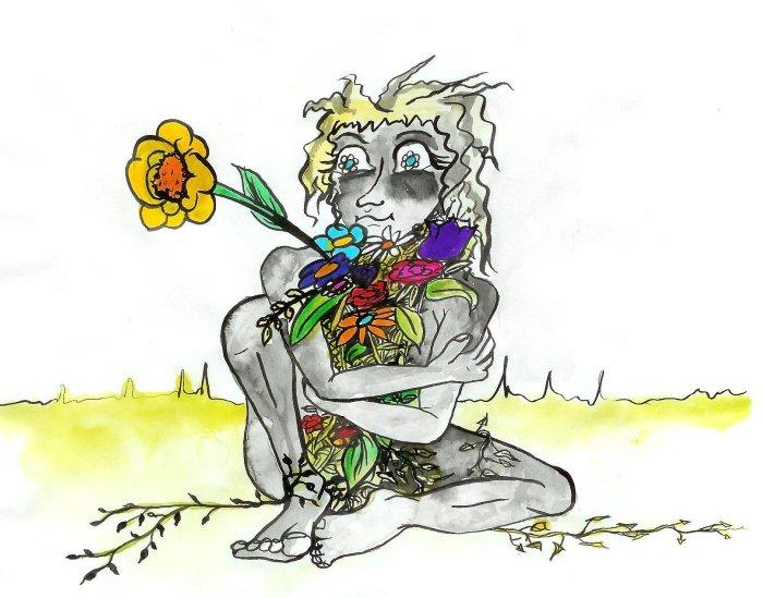 calendrier cochon groink et forest nus avril