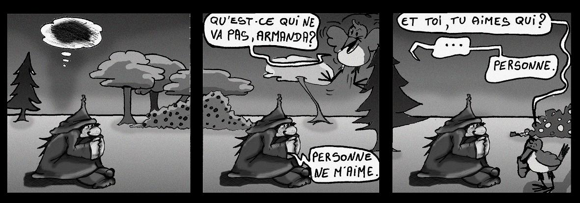 Armanda Pendula des Bois 2