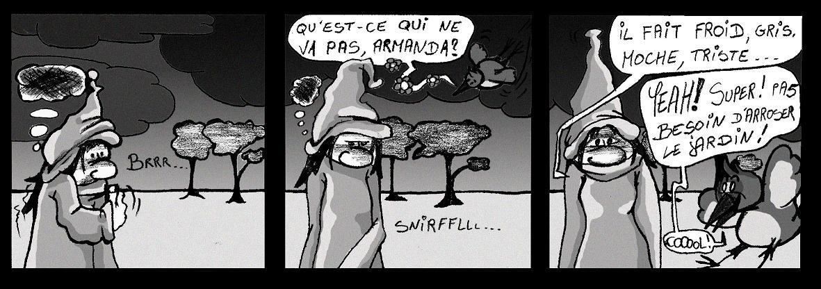 Armanda Pendula 1