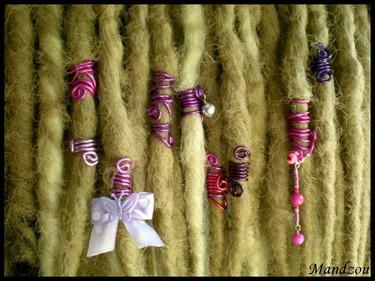 Bijoux de dreads locks